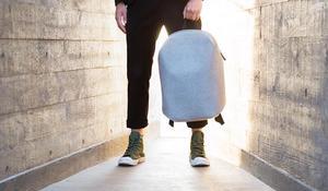 Image 5 - الأصلي Meizu الظهر حقيبة ظهر مدرسية مقاومة للماء موجز نمط سعة كبيرة طالب حقائب الكمبيوتر المحمول لباد ماك بوك حقيبة