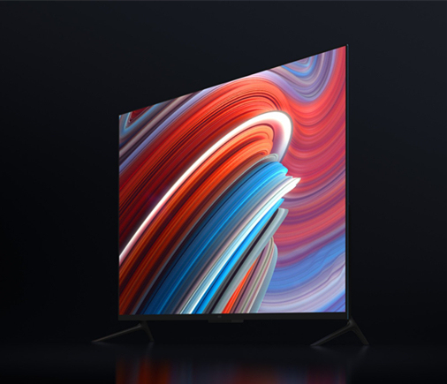 TV 4 55 inch 4K LED Smart 4.9mm Ultra-thin TV 1