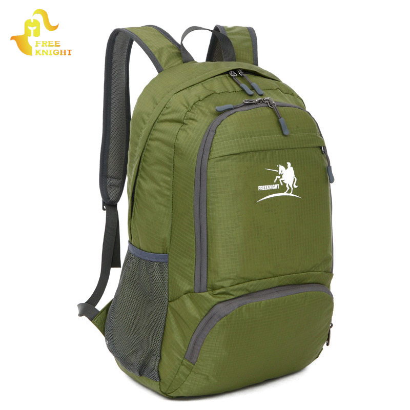 20 L Outdoor Sports Bag Hiking Backpacks Waterproof Folding Bags Camping Sport Backpack Molle Fitness Hunting Bag for Men Women