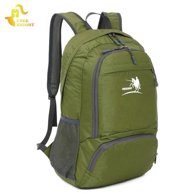 f46746e431 20 L Sport All'aria Aperta Sacchetto di Zaini Da Trekking Impermeabile  Pieghevole Borse di