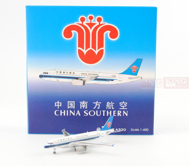 Special offer: Wings XX4610 JC China Southern Airlines B-6588 1:400 A320-200 commercial jetliners plane model hobby spike wings xx4502 jc turkey airlines b777 300er san francisco 1 400 commercial jetliners plane model hobby