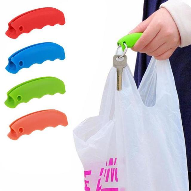 1 pz Conveniente Sacchetto Appeso Menzione Di Qualità Piatto Carry Borse Gadget