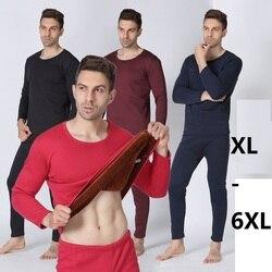 Plus size xl 5xl 6xl 7xl 2016 winter men thicken thermal velvet long johns double layers.jpg 250x250
