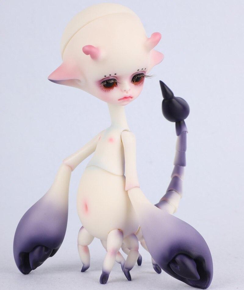 Scorpio 1 6 BJD Doll Fashionable LINDA Resin Model Joint Doll For Baby Girl s Birthday