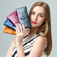 Женщины кошельки доллар цена мужской сцепления кожаный бумажник мужчины натуральная кожа карты держатель, чехол для телефона кошелек горячий продавать высокое качество