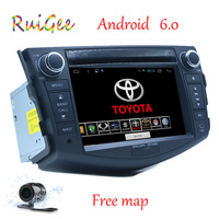 2Din Android 6 0 Car DVD Player Radio Rav4 Audio Video Stereo GPS Navigation RDS 3G