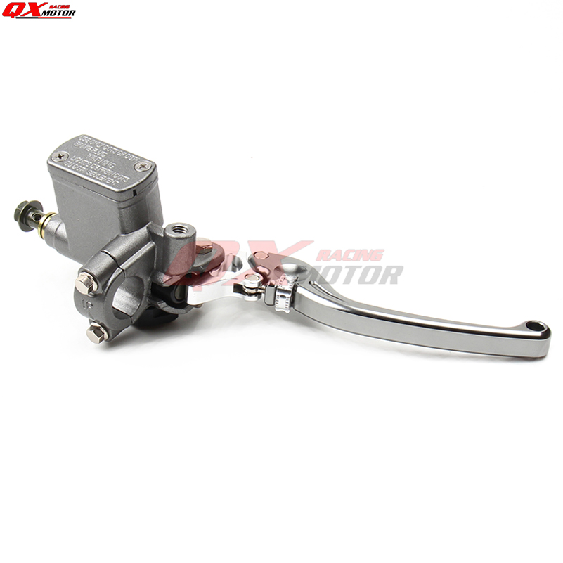 CNC Right Brake Lever Master Cylinder For125cc 150cc Dirt Bike ATV Scooter Pocket Bike Supermoto Off Road motorcycle-in Levers, Ropes & Cables from Automobiles & Motorcycles on AliExpress