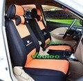 (Передние + Задние) Автомобилей чехлы Универсальный Автомобилей Чехлы Для Suzuki Jimny Grand Vitara Аксессуары Swift SX4 Лиана 3D Цвет + Бесплатная Доставка