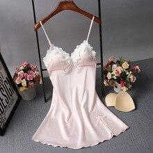 Брендовая новинка, китайский женский халат, атласная ночная рубашка, сексуальная ночная рубашка, одежда для сна, принт, банное платье, летнее повседневное домашнее Ночное платье, один размер