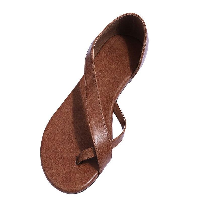 Pu Playa Mujer Cuero De Sandalias Plataforma Verano Zapatos Xdorecb 2018 VzMUGpqS
