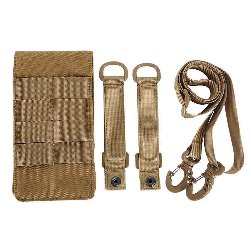 Portable Outdoor Sports Tactical Molle Phone Pouch Bag Case For Samsung Galaxy S3 S4 S5 S6 Edge Plus S7 For Iphone 6S New
