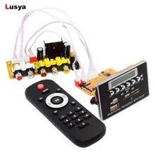 Novo mp3/mp4/mp5 bluetooth leitor de placa de áudio dts lossless mtv hd leitor de vídeo decodificação placa mp3 decodificador ape player B8 003