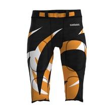 Кавасаки бренд на заказ профессиональные американские футбольные штаны мужские полиэстер удобные гоночные тренировочные футбольные штаны
