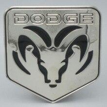 Черный Dodge пряжки ремня