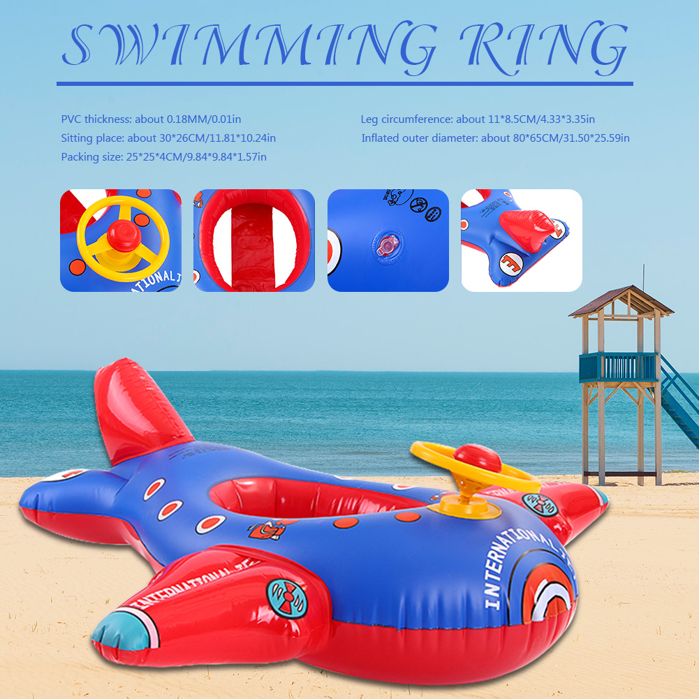 2019 Summer Swimming Pool Baby Kids Swimming Ring Inflatable Swan Swim  Float Water Fun Pool Toys Swim Ring Seat Boat Sport For 3 6Y From Brandun,  ...