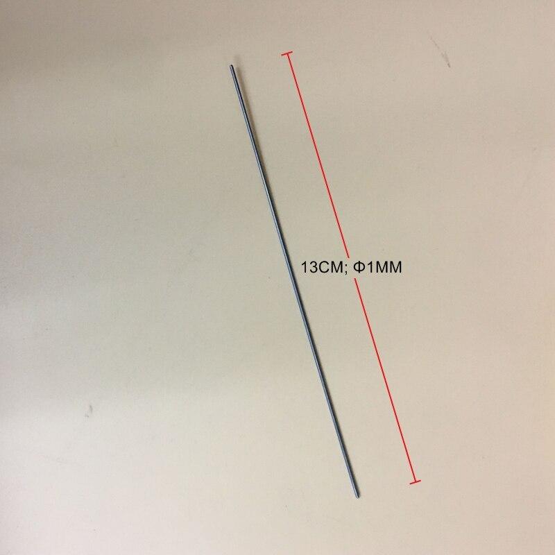 Купить с кэшбэком OCA glue remover needle Length 13cm diameter 1MM  For glue remover LY UGR-01