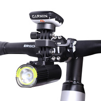 New Aluminum Alloy Bicycle Mount for Cell Phones Bike Computer Gopro and Gaciron Bicycle Light