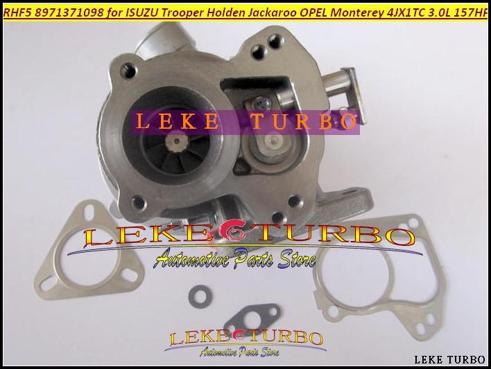 RHF5 8971371098 8973125140 for ISUZU Trooper Holden Jackaroo OPEL Monterey 4JX1TC 3.0L 157HP (6)