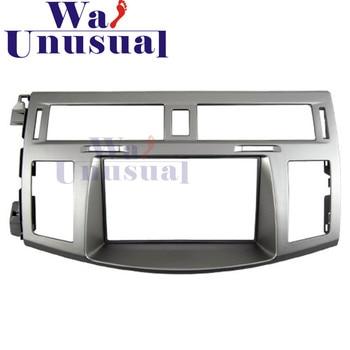 2 DIN Top Quality Car Radio Fascia Panel for Toyota Avalon 2006 Stereo Dash CD Facia Trim Installation Kit