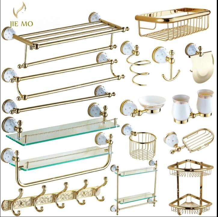 diamond bathroom accessories. Brass \u0026 Diamond Bathroom Accessories Products Toilet Paper Holder ,Roll Holder,toilet Brush Hardware Coat Hook-in Bath Sets From E