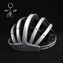Foldable Road Cycling Helmets Ultralight Helmet for Bike Bicycle Helmet Adjustable Casque Cyclisme 56 62cm
