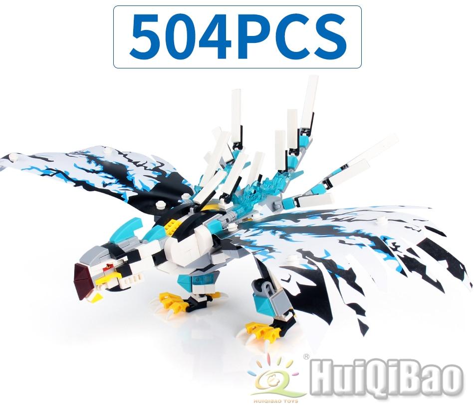 """конструктор huiqibao """"модель орла"""""""