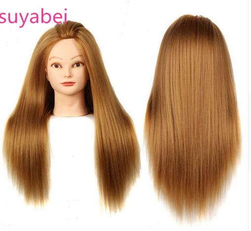 Yaklaşık 60 CM saç uzunluğu 100% Yüksek Sıcaklık Fiber Saç - Sanat, el sanatları ve dikiş - Fotoğraf 1