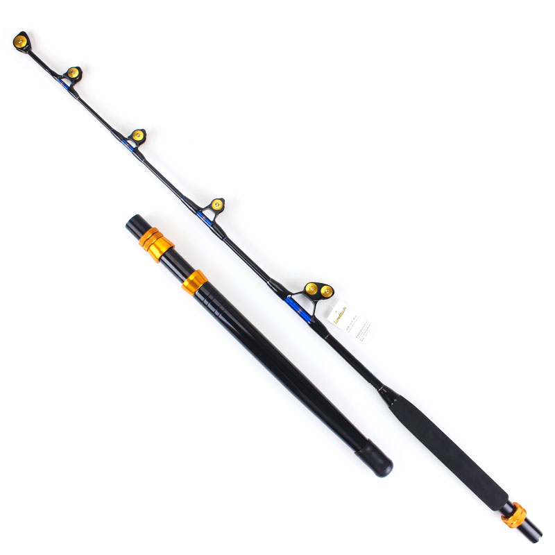 Online buy wholesale fishing rod butt from china fishing for Big fishing pole