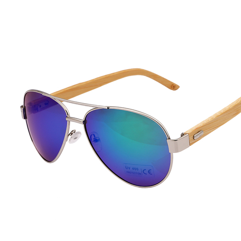Espelho Sapo moda Óculos De Sol De Bambu Revestimento de Lente Homens Óculos  Mulheres Gafas de Madeira De Madeira Do Vintage Óculos de Sol Oculos de sol 16ad4478f9