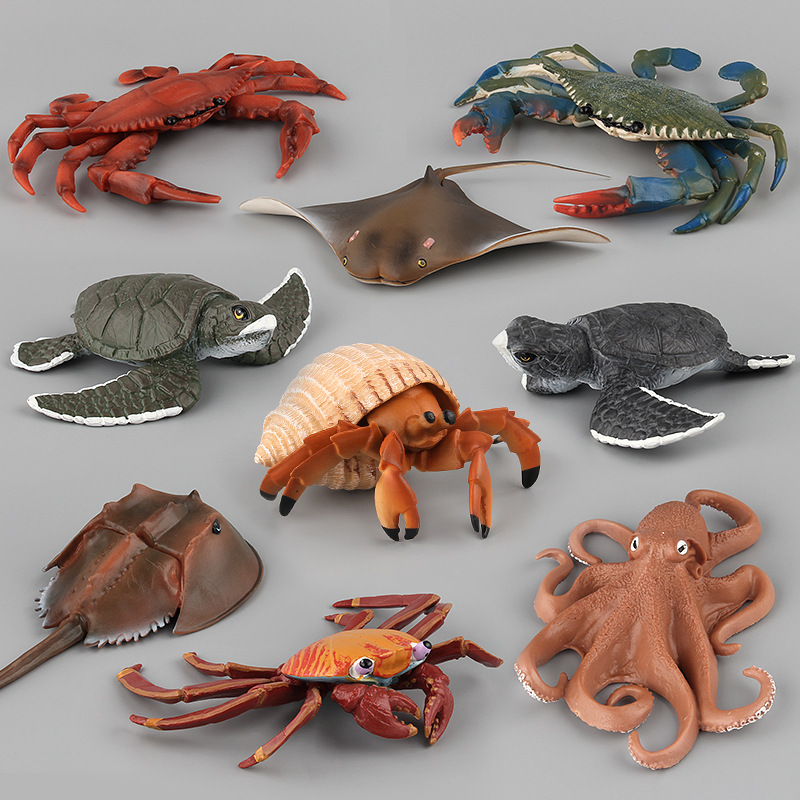 Google Image Result for http://www.bcmini.com ... |Sea Creature Erasers Toys