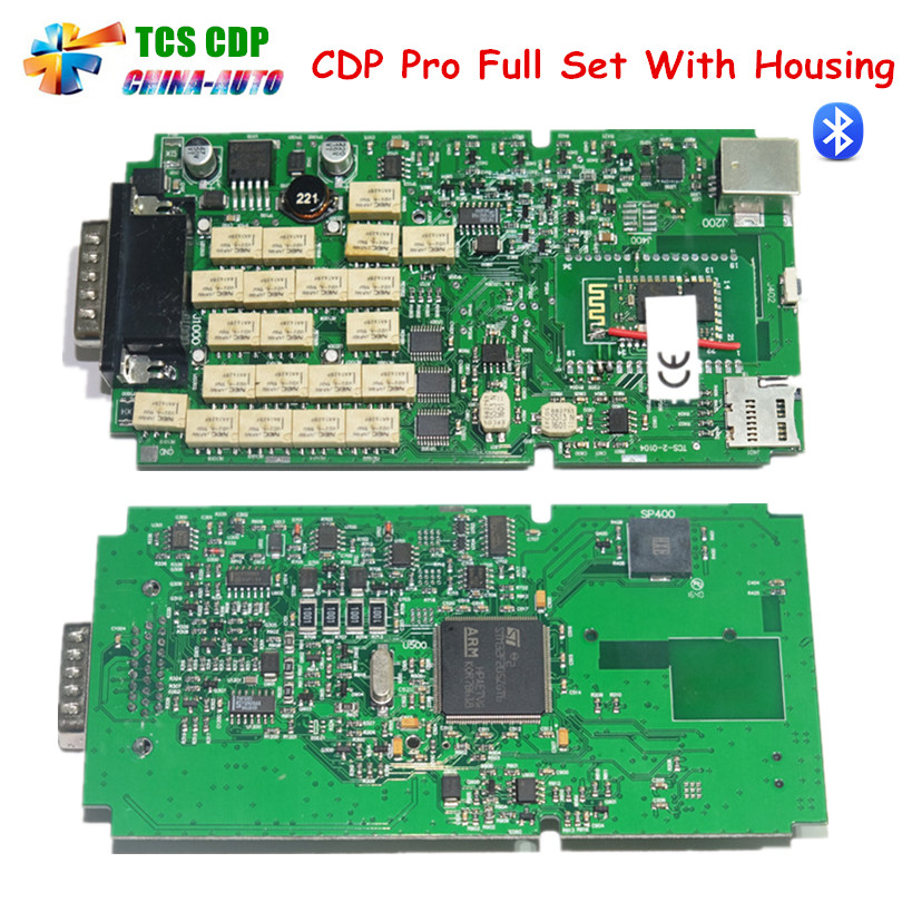Цена за 2015 R3 на CD с Keygen супер качество + + TCS CDP PRO с Bluetooth с корпус + один зеленый доска программного обеспечения