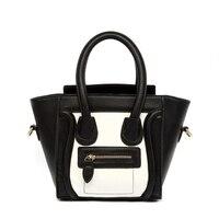 luxury smiley bags handbags women famous brands shoulder bags trapeze designer handbags high quality sac a main Fashion bolsas