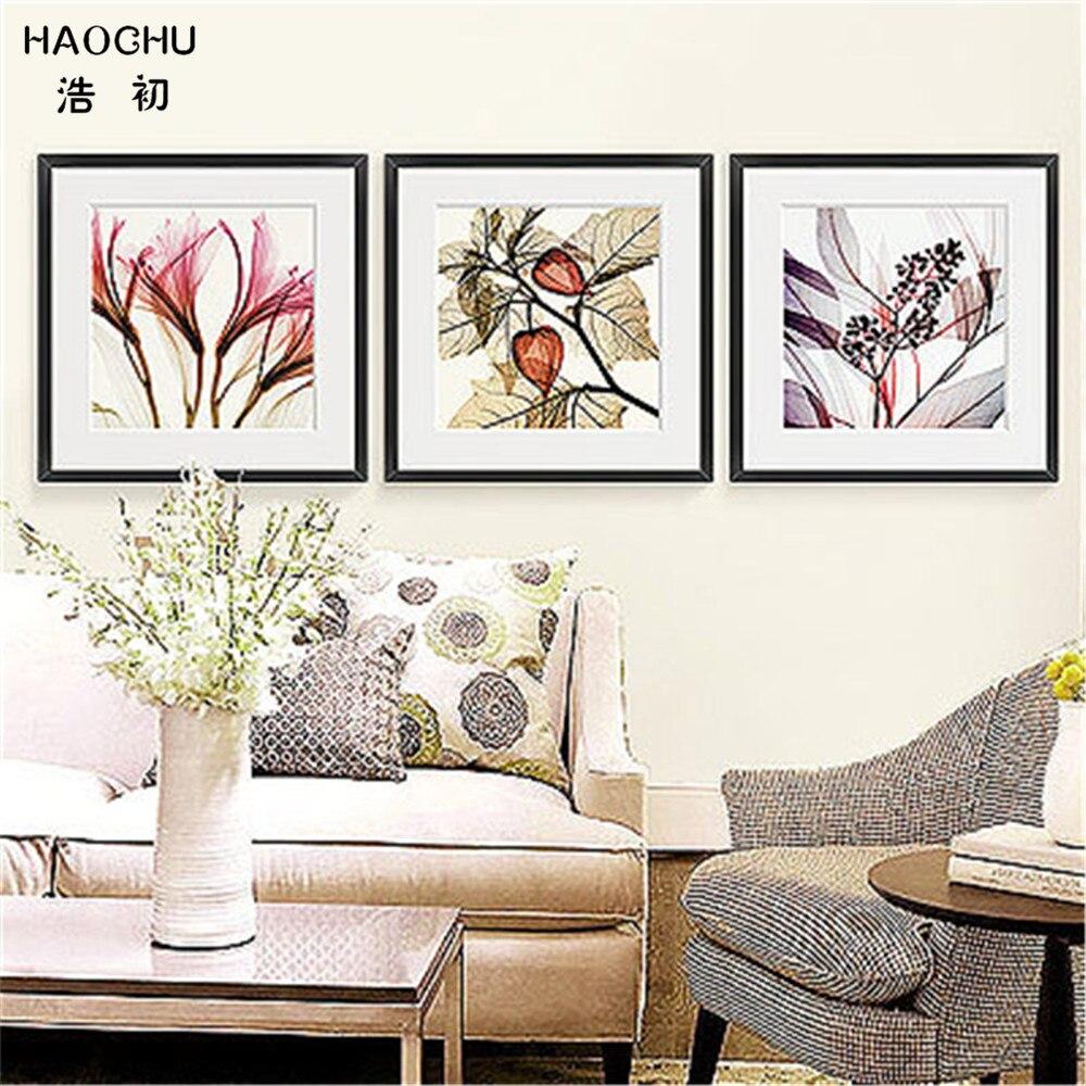 HAOCHU Nordic Minimalist Abstract Flamingo Horse Cat Decorative ...