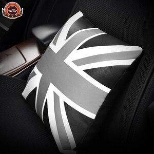 Creative British style car sea