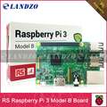 LANDZO RS Version: Original Raspberry Pi 3 Model B 1GB LPDDR2 BCM2837 Quad-Core Ras PI3 B,PI 3B,PI 3 B with WiFi&Bluetooth