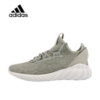 Original New Arrival Official Adidas Tubular Doom Sock Primeknit Men's Breathable Running Shoes Sneakers Good Quality BY3561