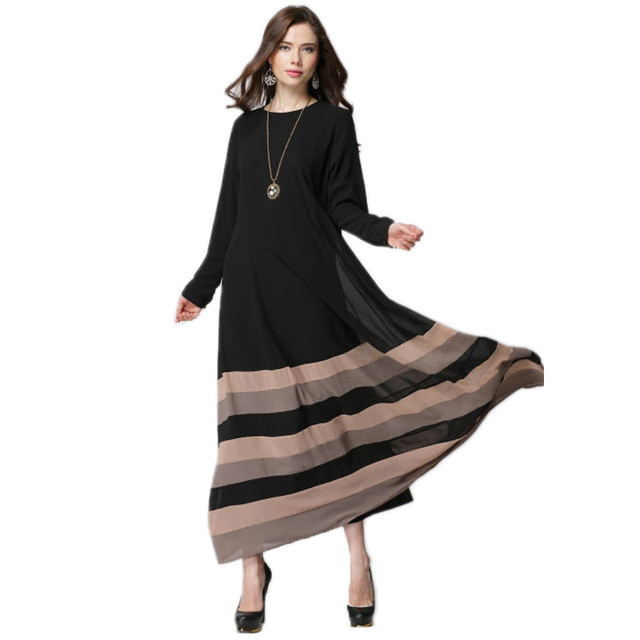 Us 28 99 Pakistan Women Clothing Islamic Hijab Liquette Longue Femme Musulmane Muslim Prayer Clothes Long Evening Dress African Bazin In Islamic