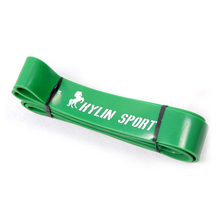 Green one Горячая Распродажа Эспандеры с растягивающейся прочностью для тренировок бодибилдинга эластичная лента для ног фитнес Анти-ралли