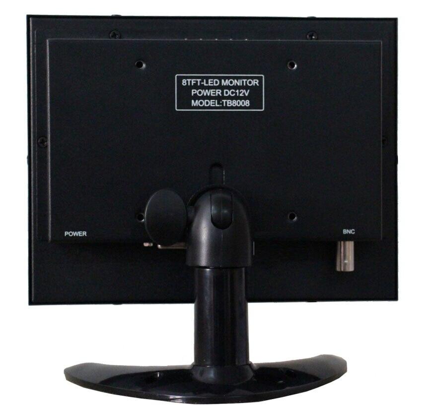 8 inch BNC industriële metalen behuizing computer VGA-monitor - Computerrandapparatuur - Foto 3