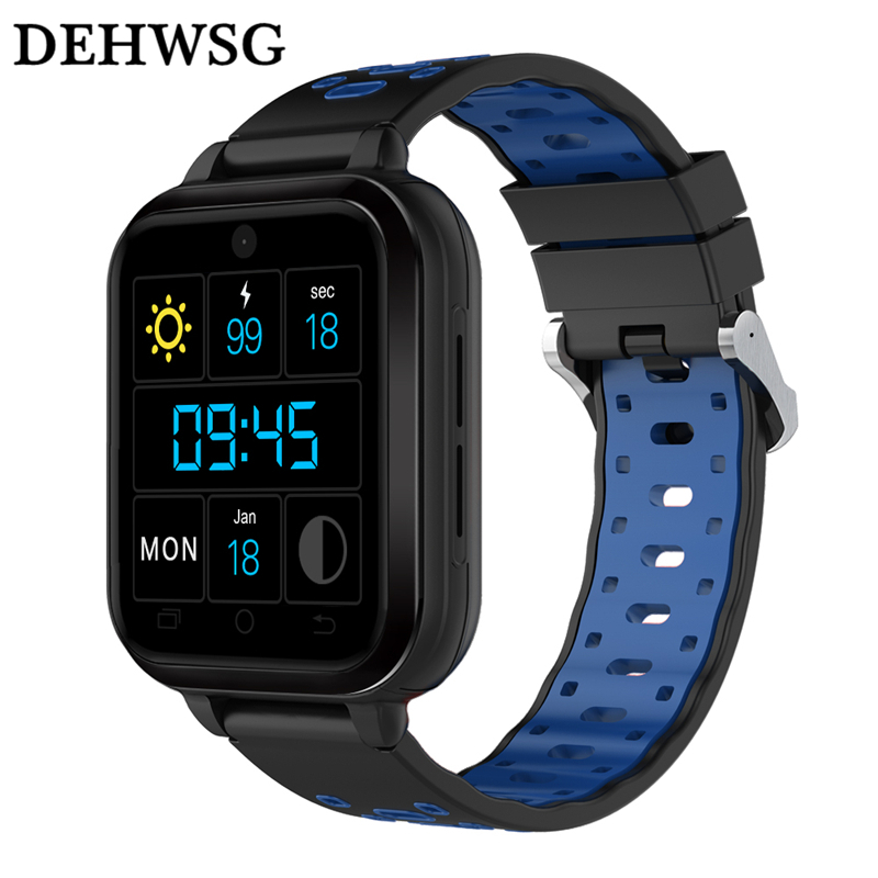 DEHWSG 4G smart watch Q1 Pro Android 6.0 MTK6737 Quad Core 1GB/8GB SmartWatch IP67 Waterproof Heart Rate Sim Card wristwatch M9 корсет avanua avanua mp002xw18yq5