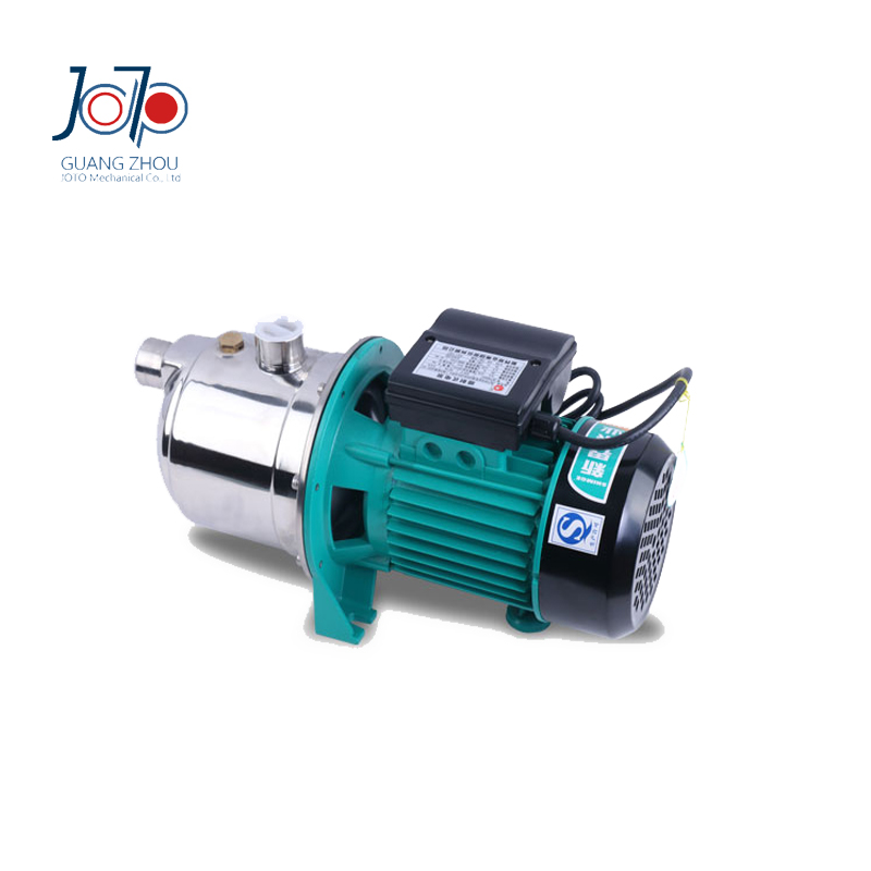 220V 50Hz Single Phase 370W Stainless Steel Self priming Centrifugal Pump Car Wash
