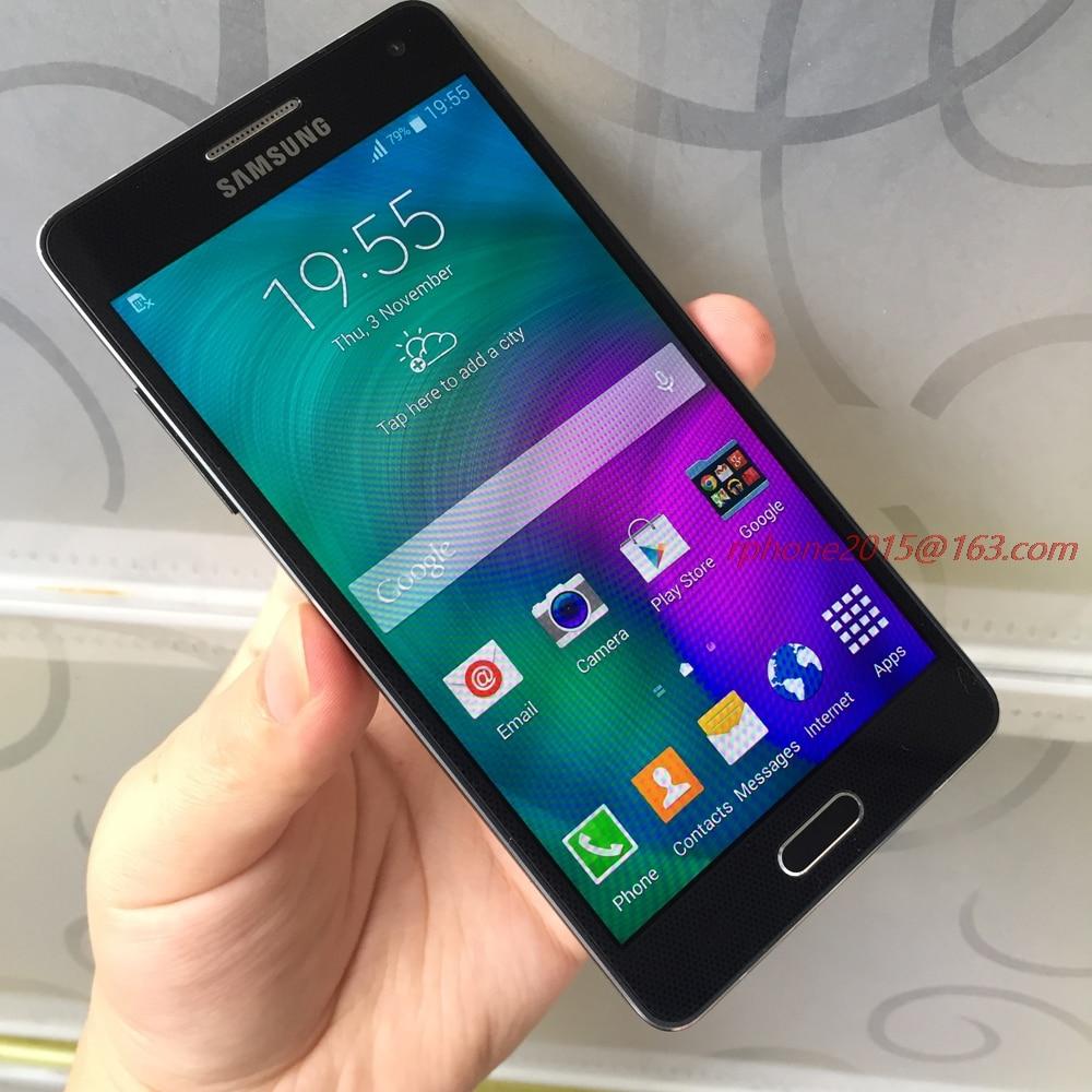 Refurbished Original Samsung Galaxy A5 A5000 A510F Quad Core 5 0 16GB ROM 4G LTE 13