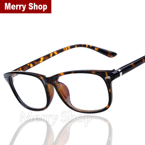 buy women leopard print glasses clear frame ultra light eyeglasses