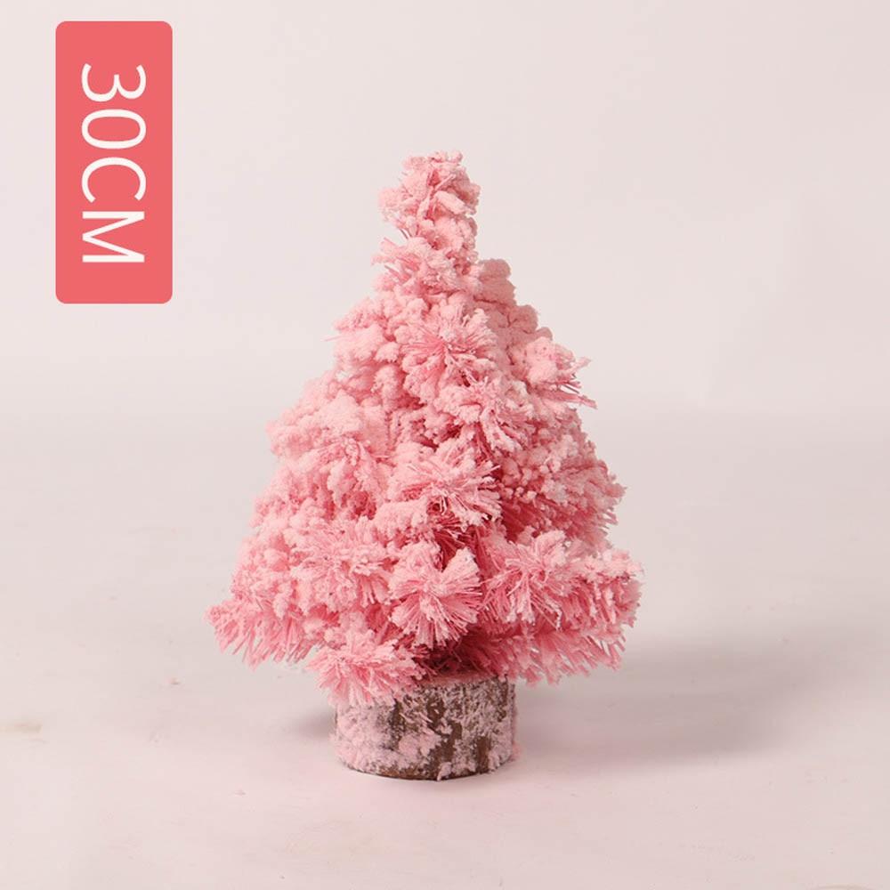Miniature Artificial Christmas Trees: Artificial Tabletop Mini Christmas Tree Decorations