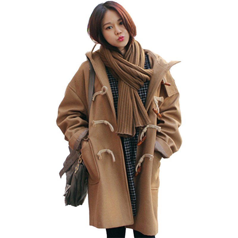 Popular Hooded Cashmere Coat-Buy Cheap Hooded Cashmere Coat lots