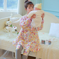 Women Nursing Maternity Breast Feeding Clothes Pyjama Maternite Nightie For Breastfeeding Clothes Cotton For Pregnant 70M044