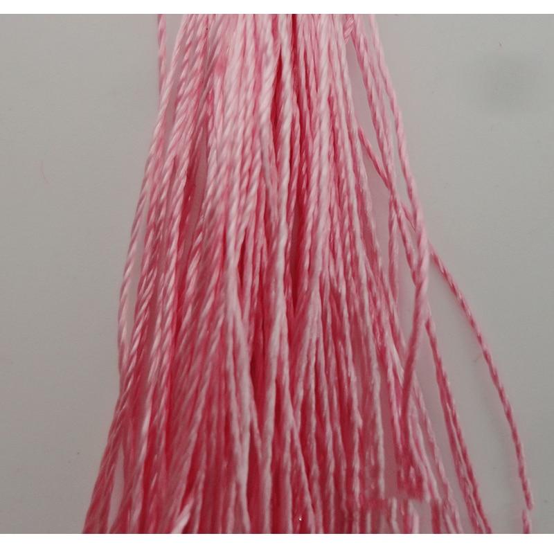 100pcs/lot tassel silk fringe sewing bang flower tassel trim decorative pendant tassels for curtains home decoration accessories