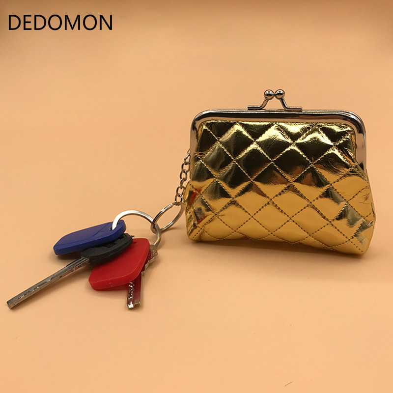 Small Coin Purse Women's Purse Leather Hasp Money Short Wallet Female Pouch Card Holder Mini Day Clutch Women Bag Ladies Handbag сковорода гриль чугунная биол с крышкой со съемной ручкой 26 х 26 см