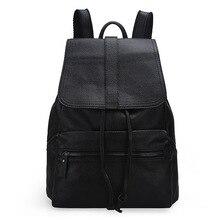 Новая мода досуга первый слой из воловьей кожи женская сумка кожа дамы рюкзак