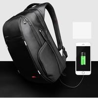 Shoulder USB Charging Computer Bag 15 6 Inch Notebook Shockproof Waterproof Waterproof Business Men And Women